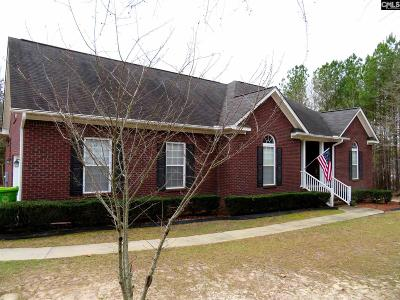 Columbia Single Family Home For Sale: 942 Camp Ground