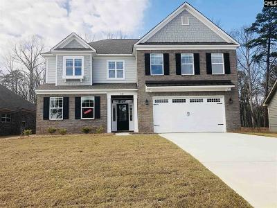 Irmo Single Family Home For Sale: 545 Compass Rose