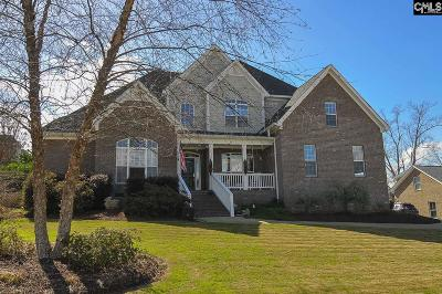 Irmo Single Family Home For Sale: 117 Watershire