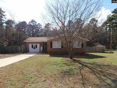 West Columbia Single Family Home For Sale: 217 Haleywood