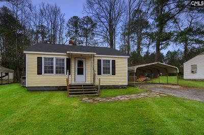 Kershaw County Single Family Home For Sale: 91 Riverside