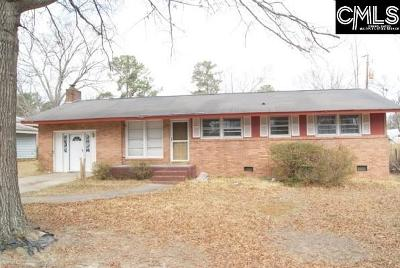 Cayce Single Family Home For Sale: 1706 Granby