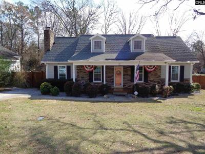 Irmo Single Family Home For Sale: 161 Weston Watch