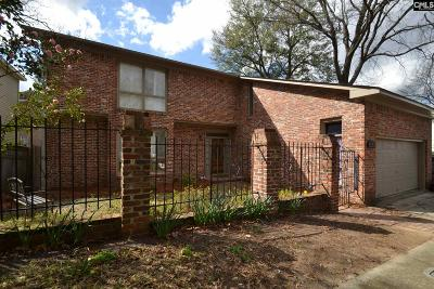 Columbia Single Family Home For Sale: 421 Barnwell St