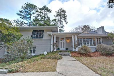 Columbia Single Family Home For Sale: 3308 Cornwall