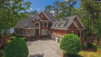 Blythewood, Ridgeway, Winnsboro, Columbia, Elgin, Ballentine, Eastover, Forest Acres, Gadsden, Hopkins Single Family Home For Sale: 18 Beaver Lake