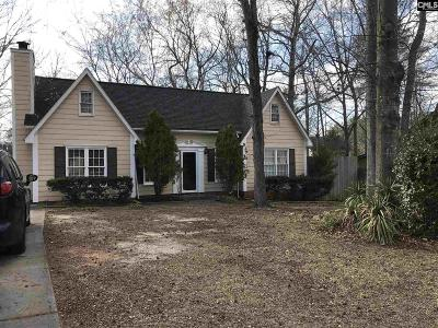 Irmo SC Single Family Home For Sale: $116,900