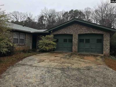 Columbia Single Family Home For Sale: 2704 Woodland Hills Rd E