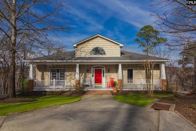 Wateree Hills, Lake Wateree, wateree keys, wateree estate, lake wateree - the woods Single Family Home For Sale: 1203 Woodside