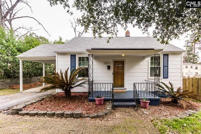 Richland County Single Family Home For Sale: 3803 Barwick