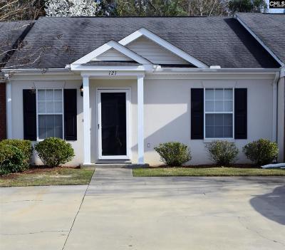 Lexington SC Townhouse For Sale: $97,500