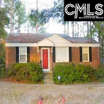 Richland County Single Family Home For Sale: 2812 Harrison
