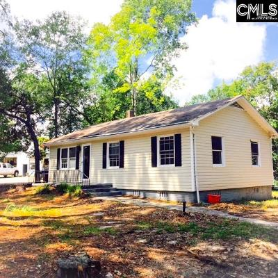 Richland County Single Family Home For Sale: 3919 Thornwell
