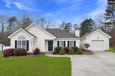 Kershaw County Single Family Home For Sale: 408 Bird Cove