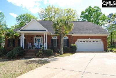 Batesburg, Leesville Single Family Home For Sale: 118 Port O Call