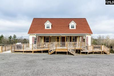 Kershaw County Single Family Home For Sale: 1645 Etters Lane