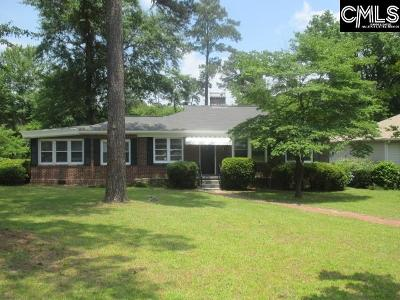 Columbia Single Family Home For Sale: 3927 Hickory