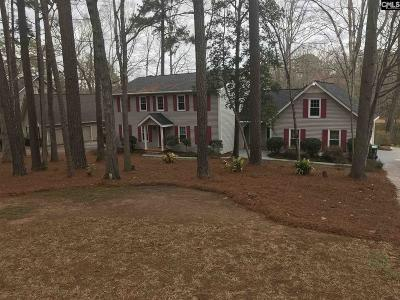 Lexington County Single Family Home For Sale: 1604 Quail