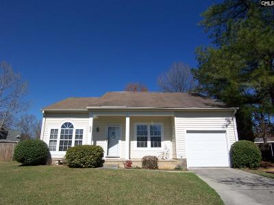Lexington County, Richland County Single Family Home For Sale: 309 Tendrill