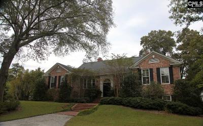 Kershaw County Single Family Home For Sale: 100 Kirkwood