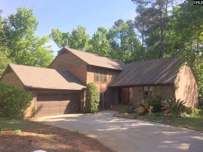 West Columbia Single Family Home For Sale: 1501 Blackbird