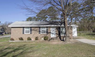 West Columbia SC Single Family Home For Sale: $107,900