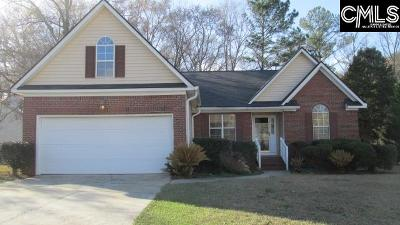 Irmo Single Family Home For Sale: 109 Beckworth