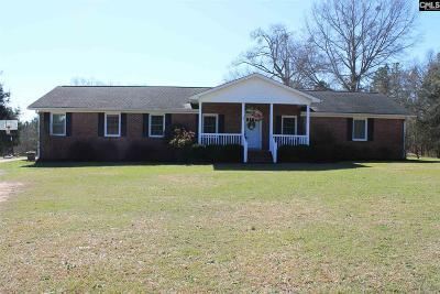 Prosperity Single Family Home For Sale: 2856 Bachman Chapel