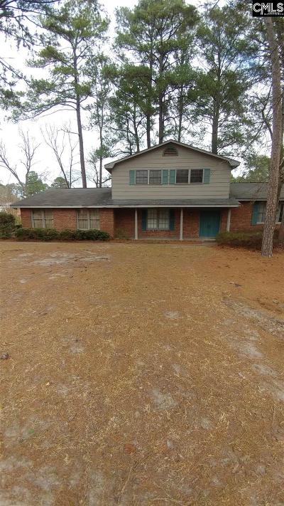 Cayce, S. Congaree, Springdale, West Columbia Single Family Home For Sale: 207 Pine