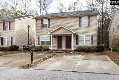 Lexington County, Richland County Townhouse For Sale: 1117 Piney Woods #10B