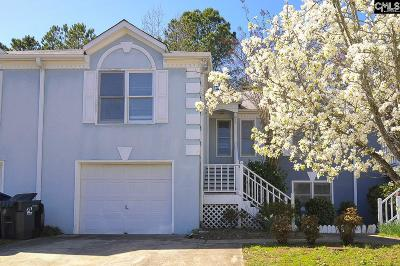 West Columbia Townhouse For Sale: 927 Mill