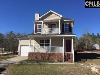 Lugoff Single Family Home For Sale: 341 Chickadee