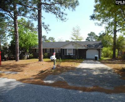 West Columbia Single Family Home For Sale: 1019 Starcrest