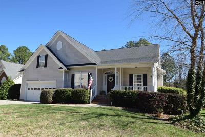 Irmo Single Family Home For Sale: 318 Amberwood