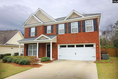 Single Family Home For Sale: 338 Spring Mist