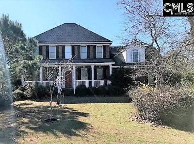 Blythewood Single Family Home For Sale: 1 Coleman Ridge