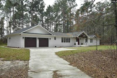 Batesburg, Leesville Single Family Home For Sale: 2453 Fairview Rd