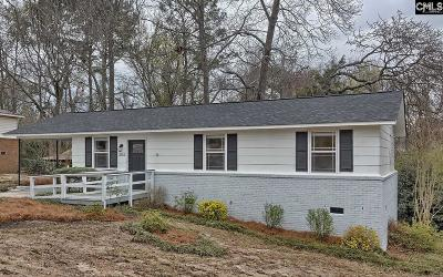 West Columbia Single Family Home For Sale: 3152 Buckeye