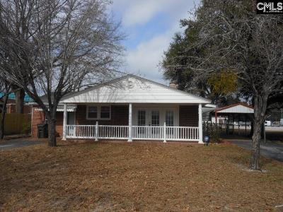 West Columbia Single Family Home For Sale: 1344 Gilmore