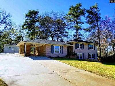 Saluda Terrace Single Family Home For Sale: 1411 Mohawk