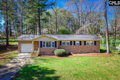 Columbia Single Family Home For Sale: 5811 Ellisor