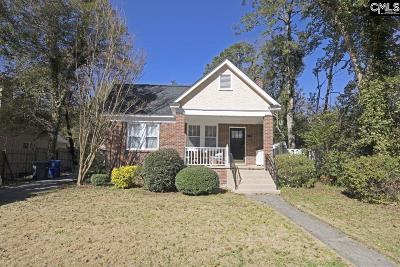 Heathwood Single Family Home For Sale: 809 Poinsettia