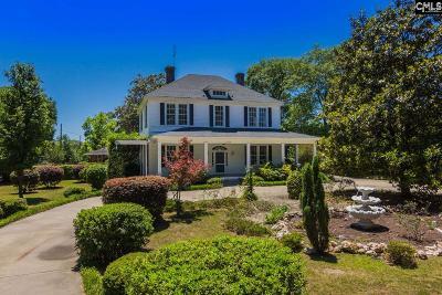 Shandon Single Family Home For Sale: 3626 Wilmot