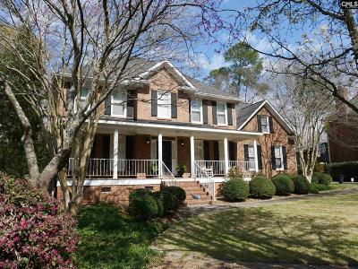 Columbia Single Family Home For Sale: 1072 Flat Chimney