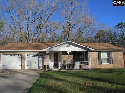 Lexington County, Richland County Single Family Home For Sale: 3613 Harrogate