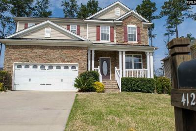 Settlers Point At Lake Murray Single Family Home For Sale: 412 Plymouth Pass