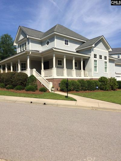 Columbia Single Family Home For Sale: 113 Mayhaw