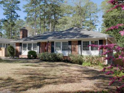Columbia Single Family Home For Sale: 833 Burwell