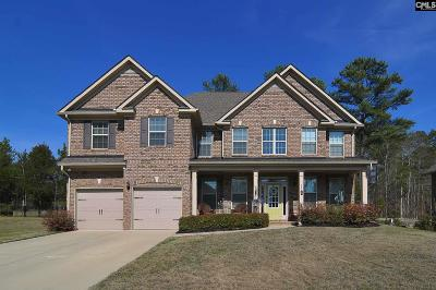 Irmo Single Family Home For Sale: 32 Crystal Harbor