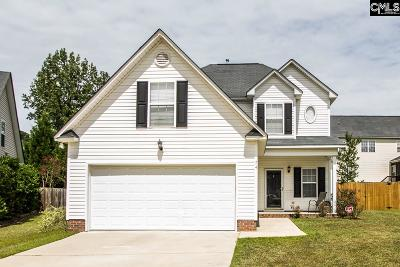 Blythewood Single Family Home For Sale: 74 Summer Brook